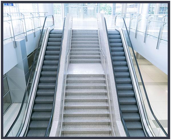 scale e tappeti mobili sael salento elevatori lecce