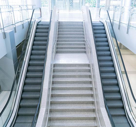 scale mobili lecce