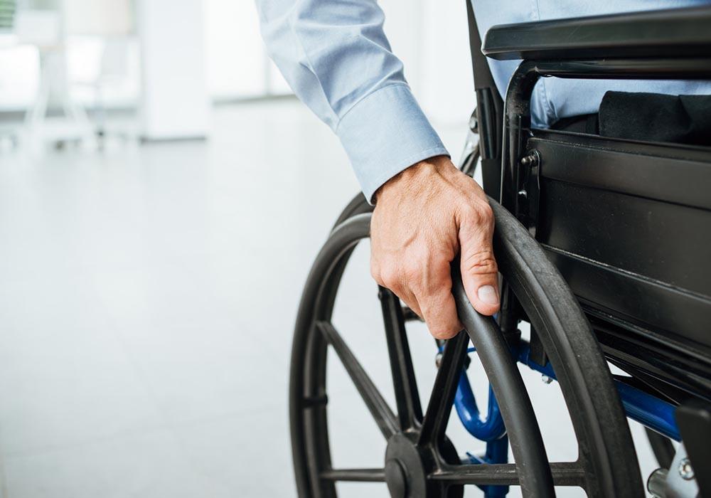 ascensore disabili