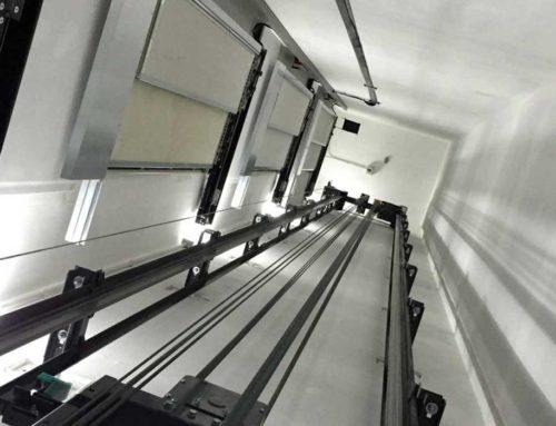 Vano ascensore: normativa e dimensioni
