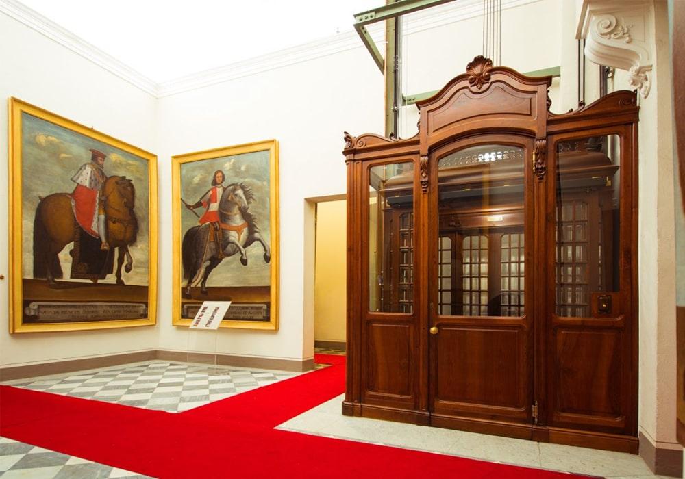 ascensori storici lecce