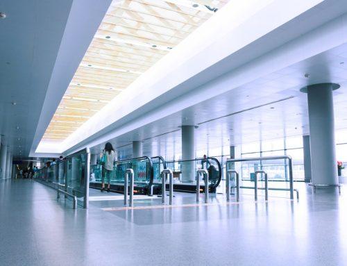 Scale mobili negli aeroporti: tecnologia e sicurezza